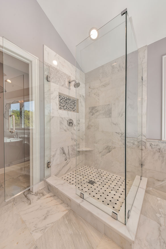 Exciting Walk-in Shower Ideas For Your Next Bathroom