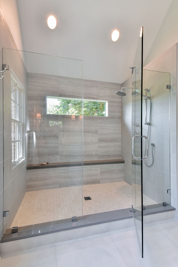 Exciting Walkin Shower Ideas For Your Next Bathroom Remodel Home Enchanting Bathroom Refinishing Ideas