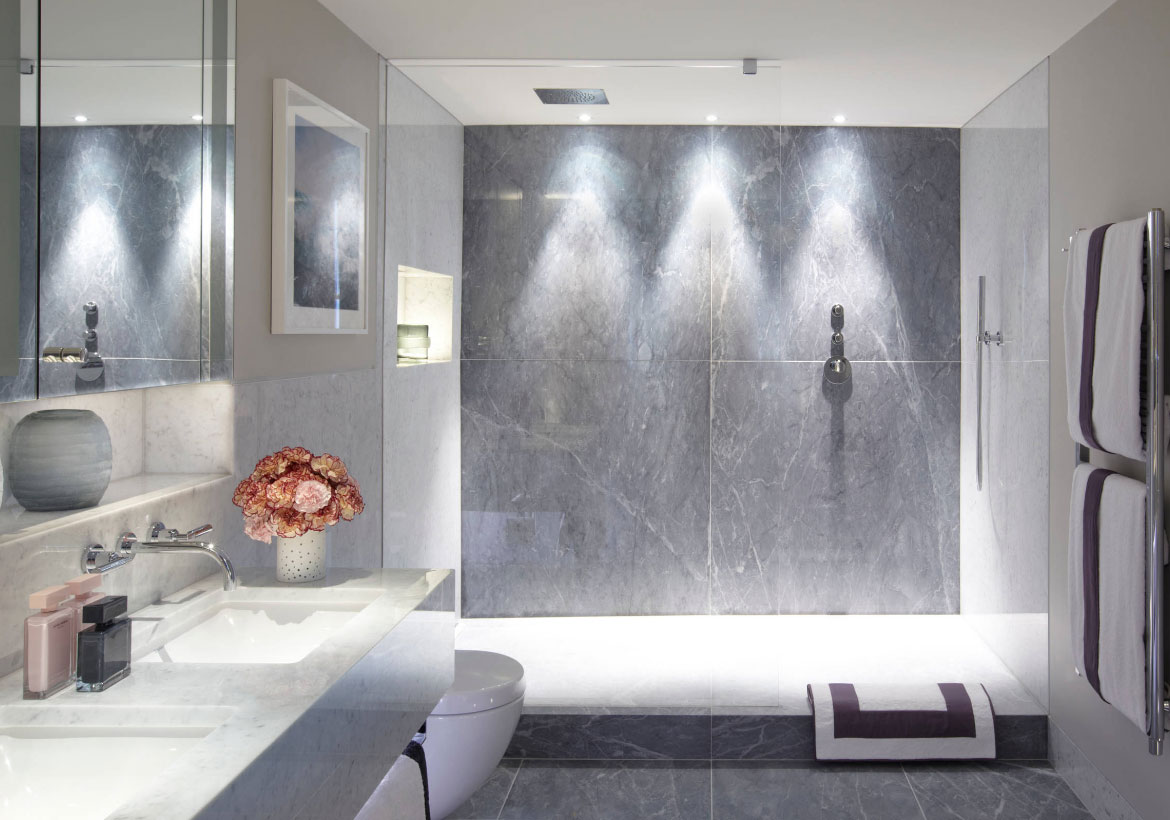 Exciting walk in shower ideas for your next bathroom - Walk in showers for small bathrooms ...