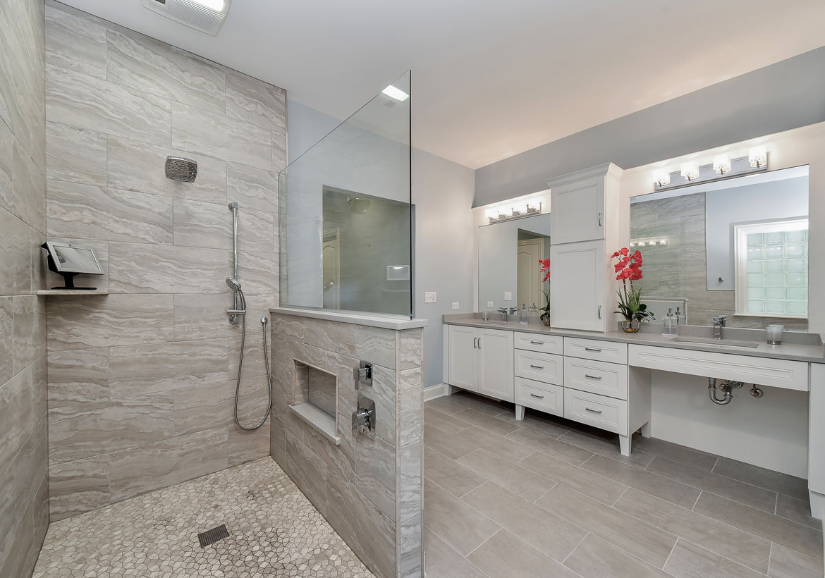 Marvelous Exciting Walk In Shower Ideas For Your Next Bathroom Remodel