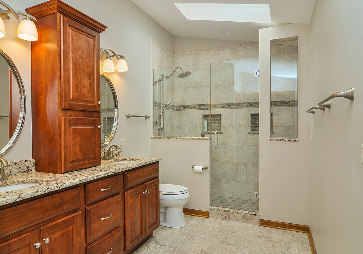 Small Bathroom Remodels With Walk In Shower Image Of Bathroom And Closet