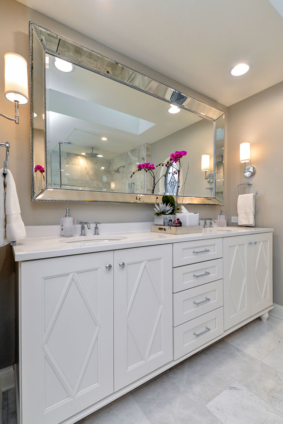 From a floating vanity to a vessel sink vanity your ideas for How much to install a bathroom vanity and sink