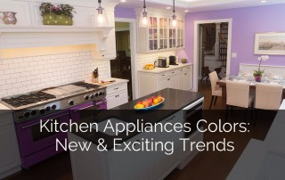 Kitchen design trends archives home remodeling Appliance color trends 2017