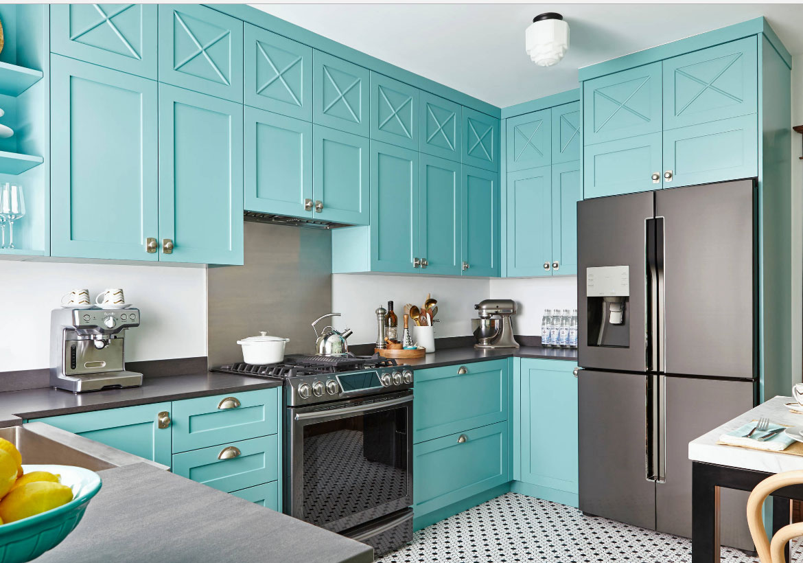 new colors for kitchens kitchen appliances colors new amp exciting trends home 3476