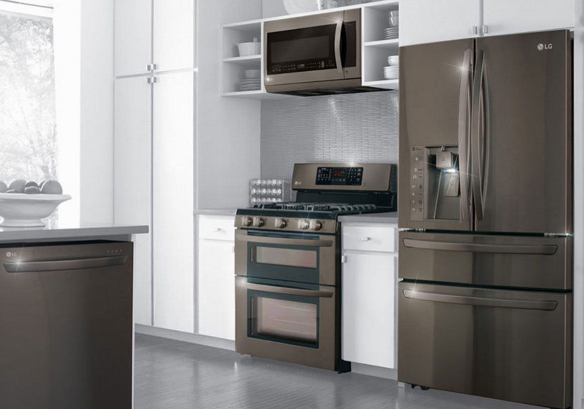 Kitchen appliances colors new exciting trends home for Latest trends in kitchen appliances