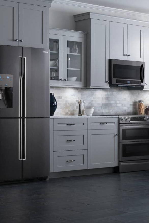 Kitchen Appliance Color Trends