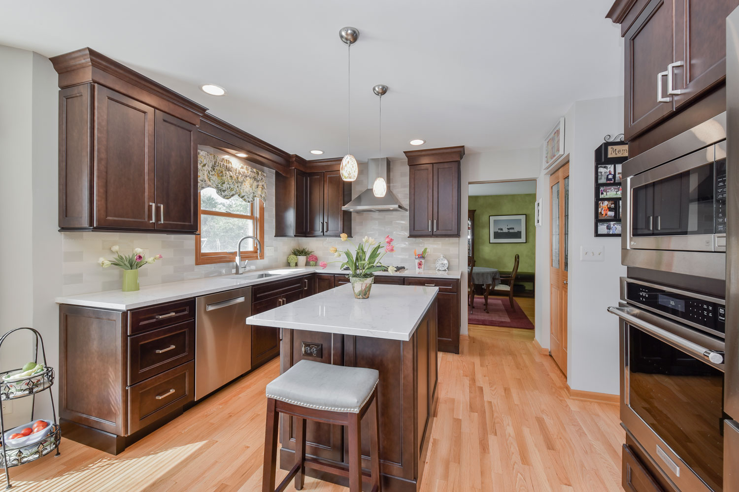 Sue & Russell's Kitchen Remodel Pictures | Home Remodeling ...