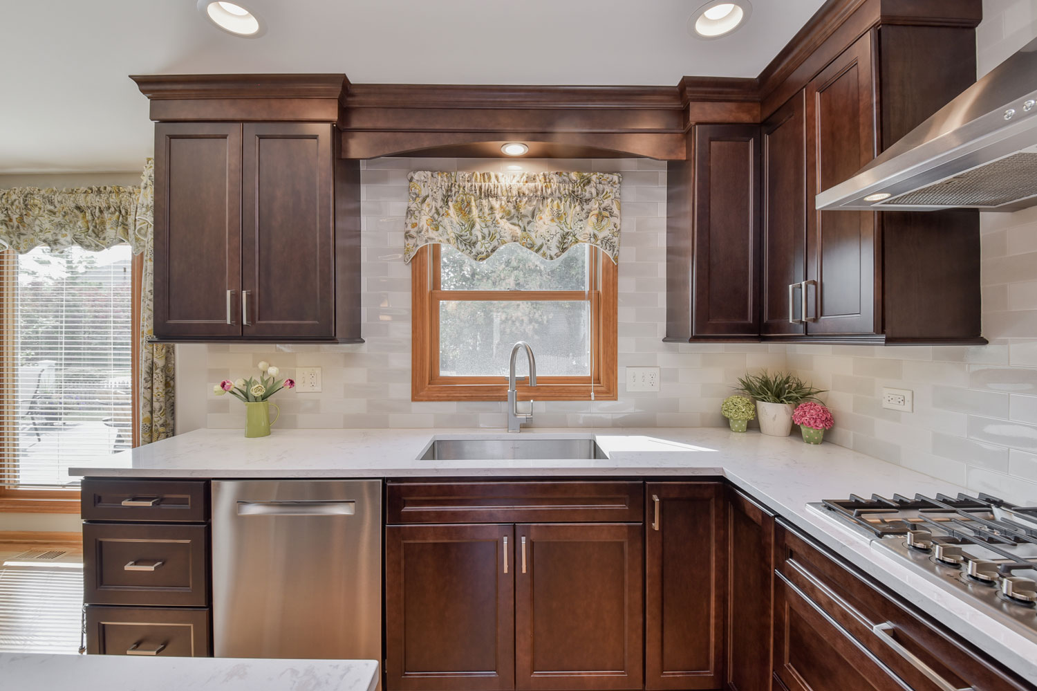 Gorgeous Kitchen Renovation In Potomac Maryland: Sue & Russell's Kitchen Remodel Pictures