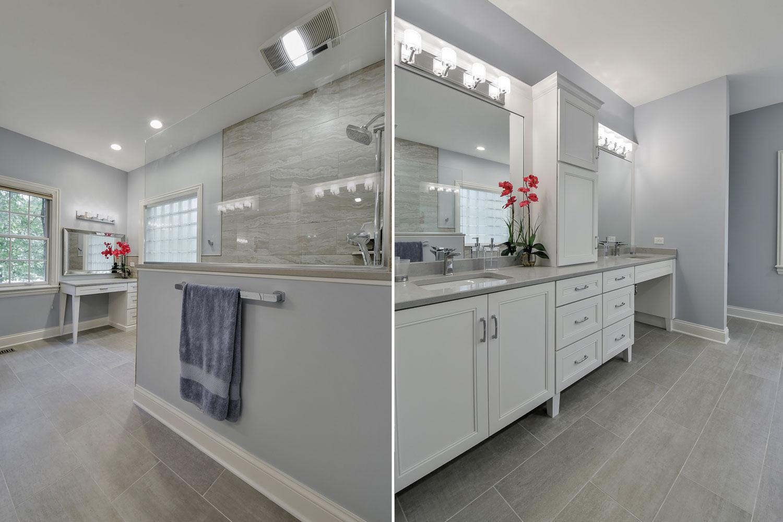 Julie Jon 39 S Master Bathroom Remodel Pictures Home