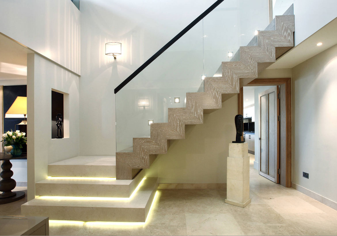 95 Ingenious Stairway Design Ideas For Your Staircase Remodel Home Remodeling Contractors Sebring Design Build