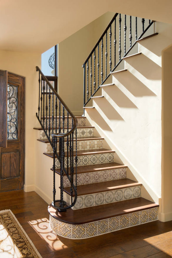 Basement Stair Landing Decorating: 90 Ingenious Stairway Design Ideas For Your Staircase