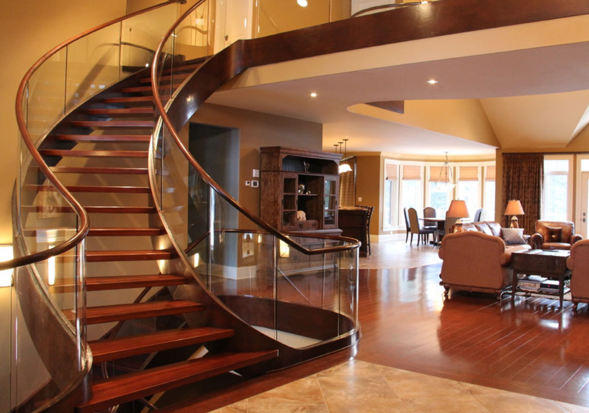 Lovely Ingenious Stairway Design Ideas For Your Staircase Remodel   Sebring Design  Build