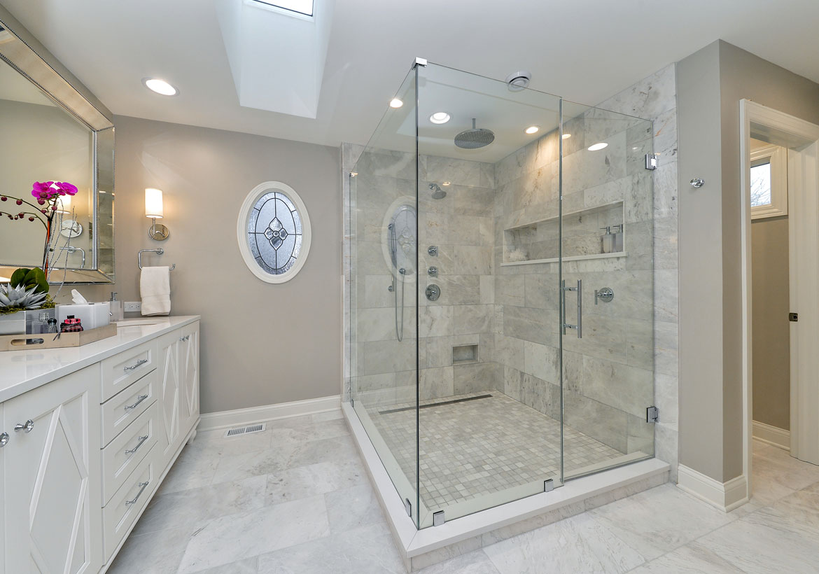 Shower sizes your guide to designing the perfect shower home remodeling contractors sebring - Types of showers for your home ...