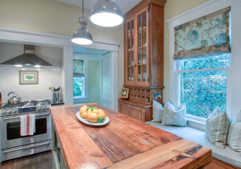 Unique Reclaimed & Live Edge Wood Countertops