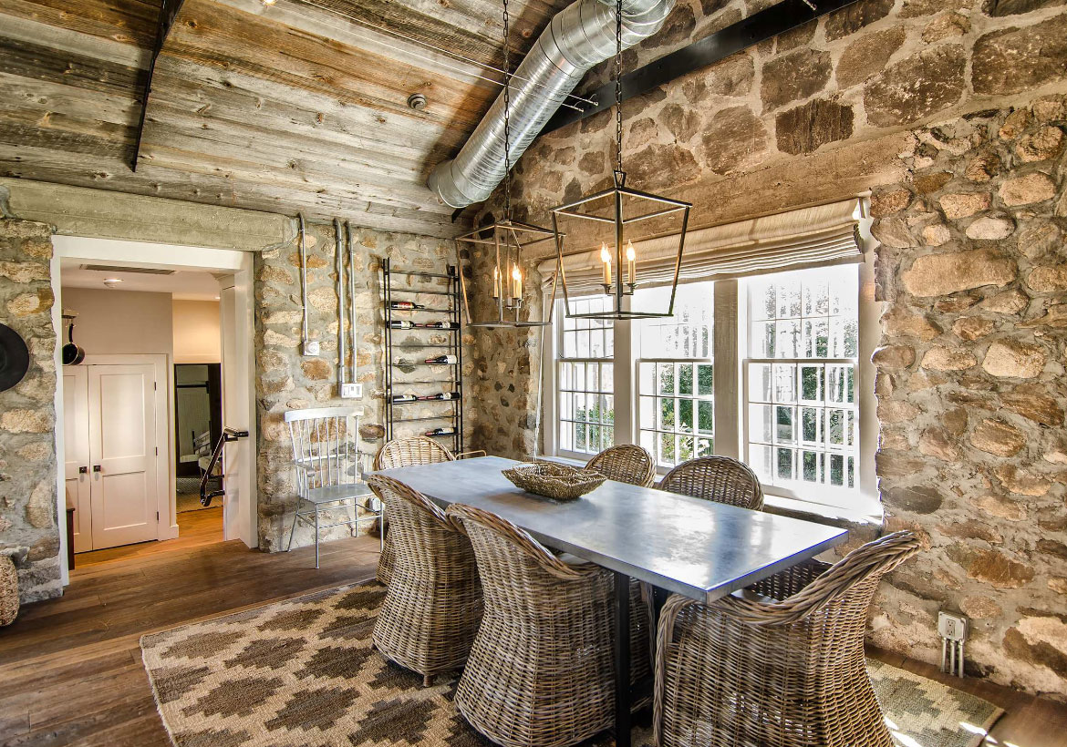 10 Brilliant Ideas That Modernize Rustic Style Home Remodeling