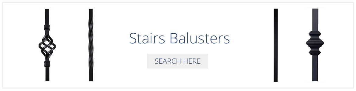 Stairs Balusters - Sebring Design Build