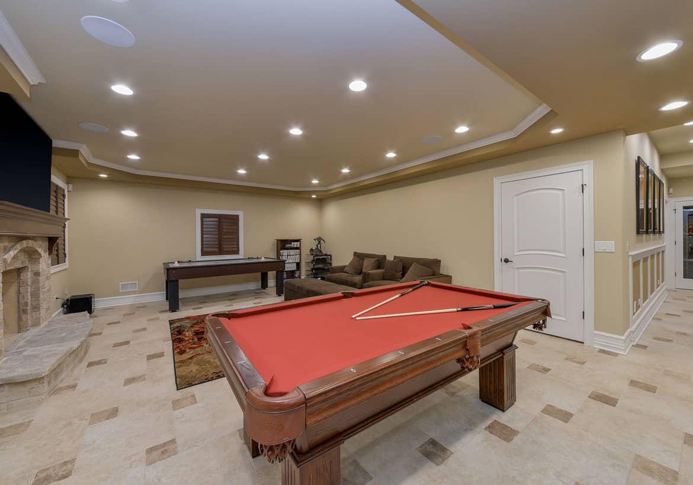 Basement Subfloor Options DRIcore Versus Plywood - Sebring Design Build