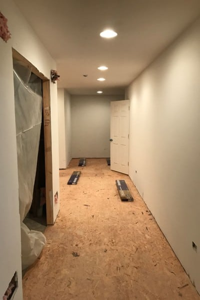 Basement Subfloor Options DRIcore Versus Plywood | Home Remodeling