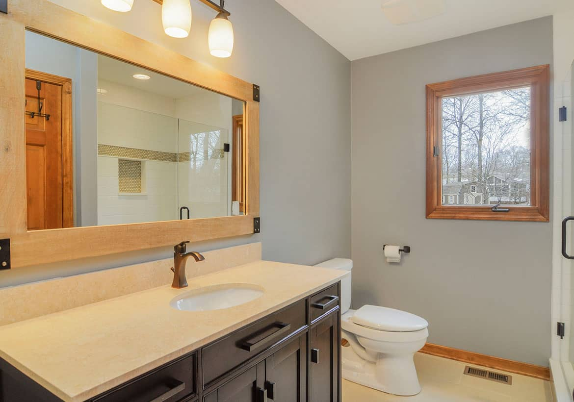 Bathroom mirrors that are the perfect final touch home for Bathroom design build