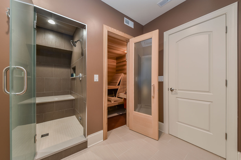 Dennis & Adelina's Basement Bathroom Pictures