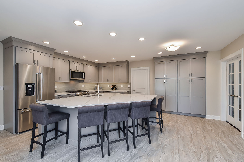Downers Grove Kitchen Remodeling Project - Sebring Design Build