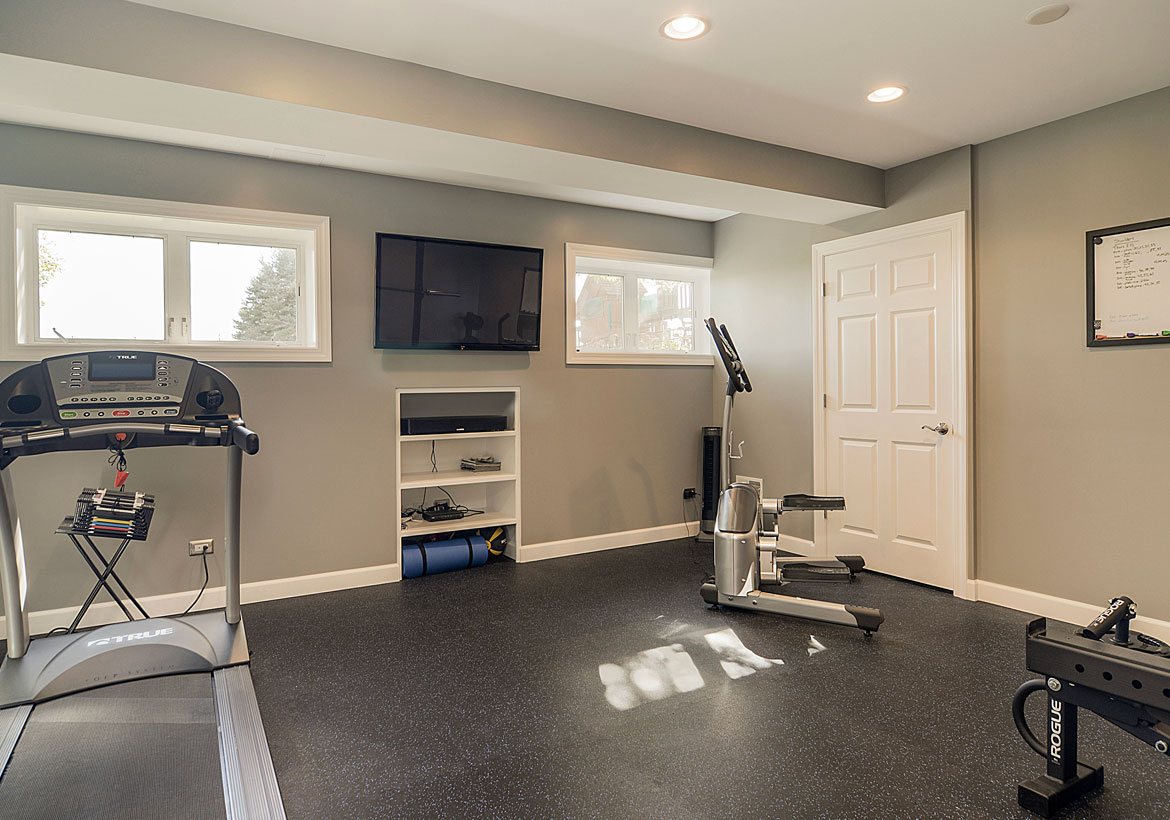 extraordinary home gym design ideas sebring design build - In Home Gym Designs