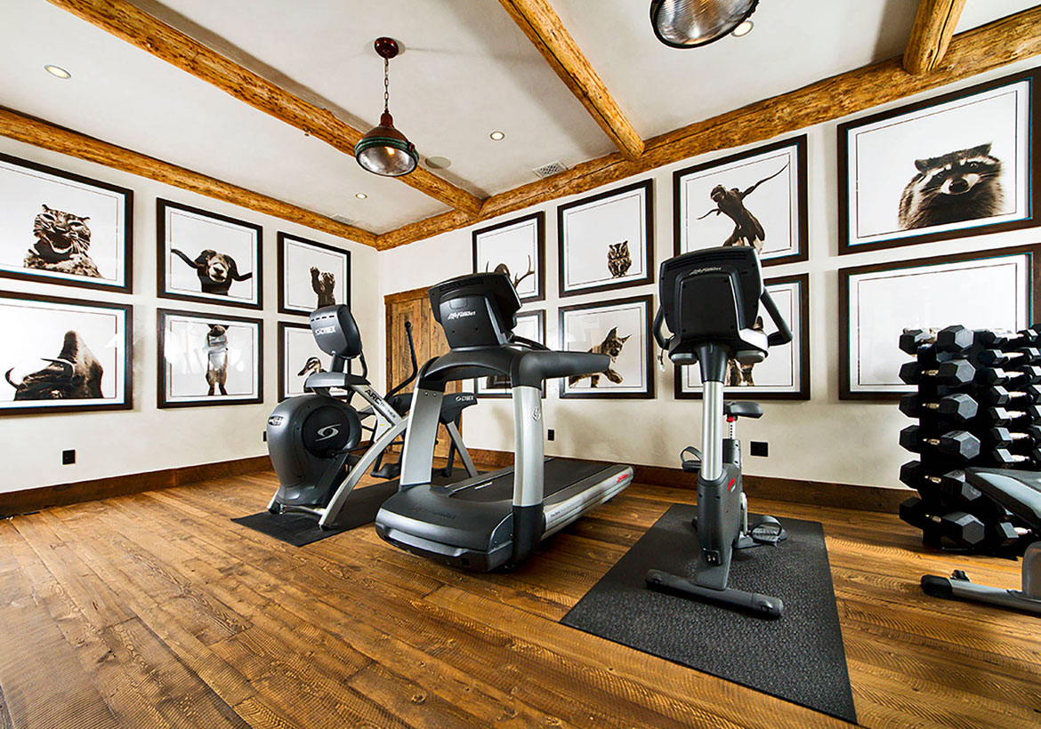 47 extraordinary home gym design ideas home remodeling Home gym decor ideas