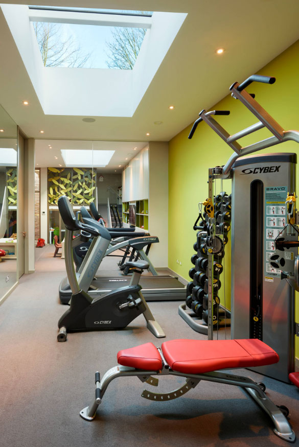 47 Extraordinary Home Gym Design Ideas | Home Remodeling ...