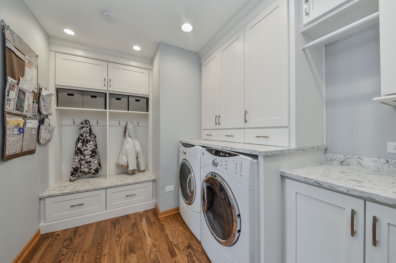 Melissa Amp Brian S Laundry Mudroom Pictures Home