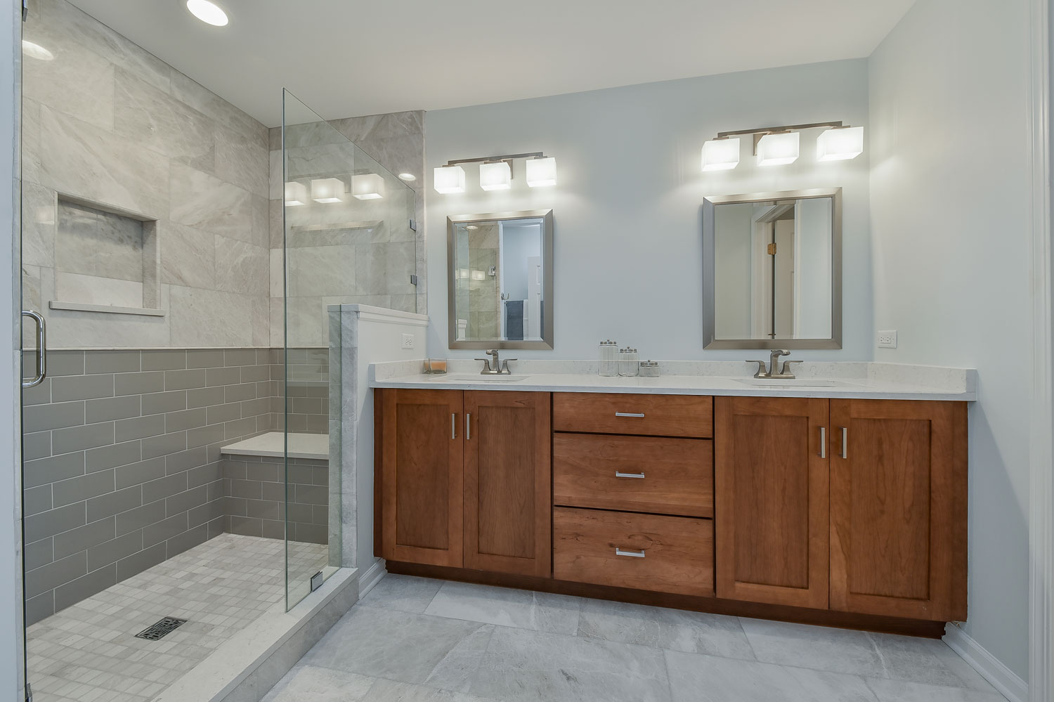 Richard S Master Bathroom Remodel Pictures Home Remodeling Contractors Sebring Design Build