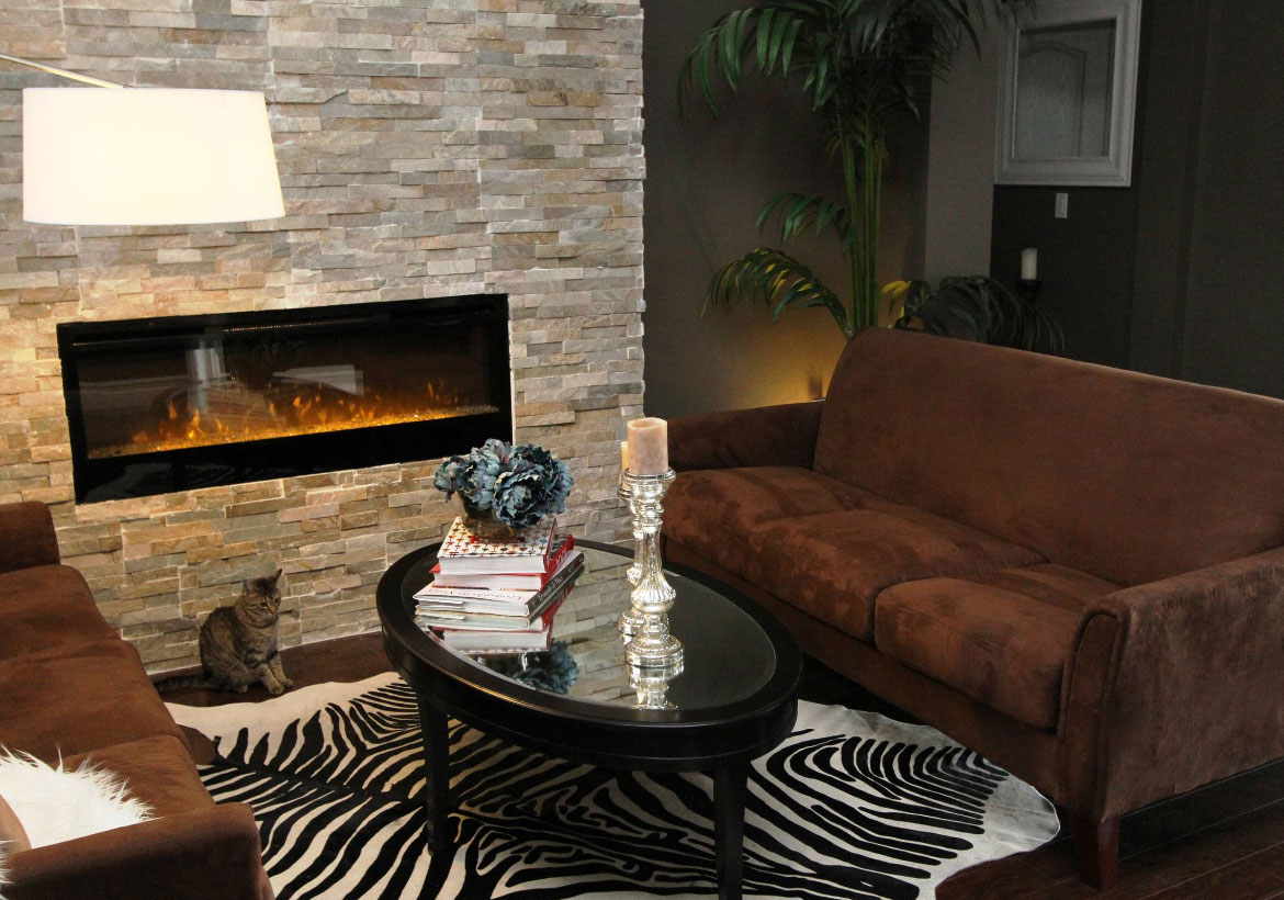 Modern Electric Fireplaces to Warm Your Soul - Sebring Design Build
