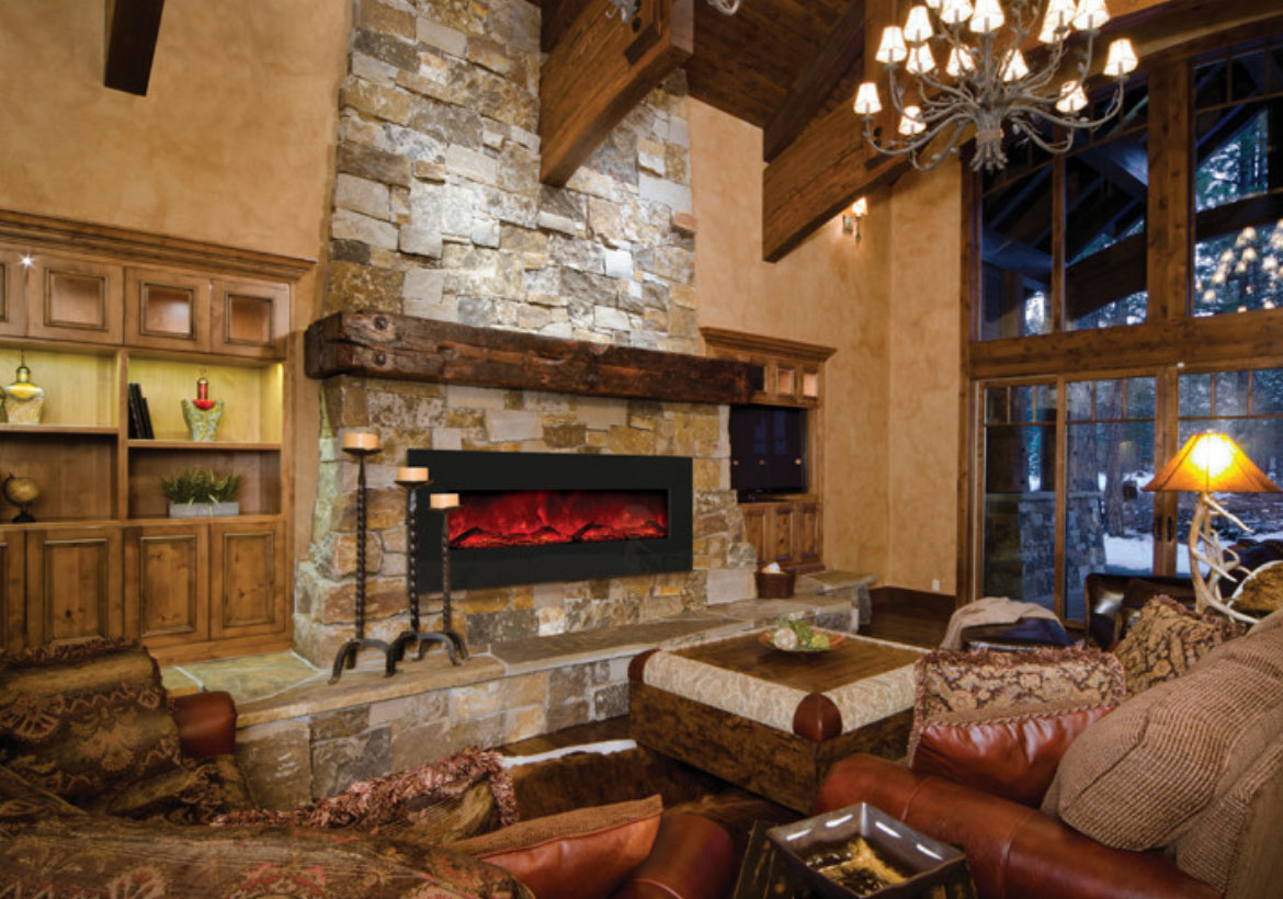 Modern Electric Fireplaces To Warm Your Soul Home Remodeling