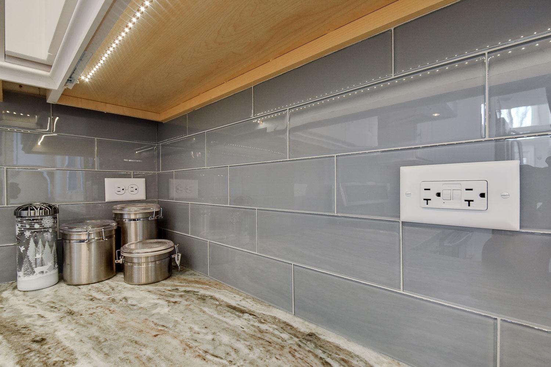 's Naperville Kitchen Remodel Pictures, Featuring White Quartz Countertops - Sebring Design Build