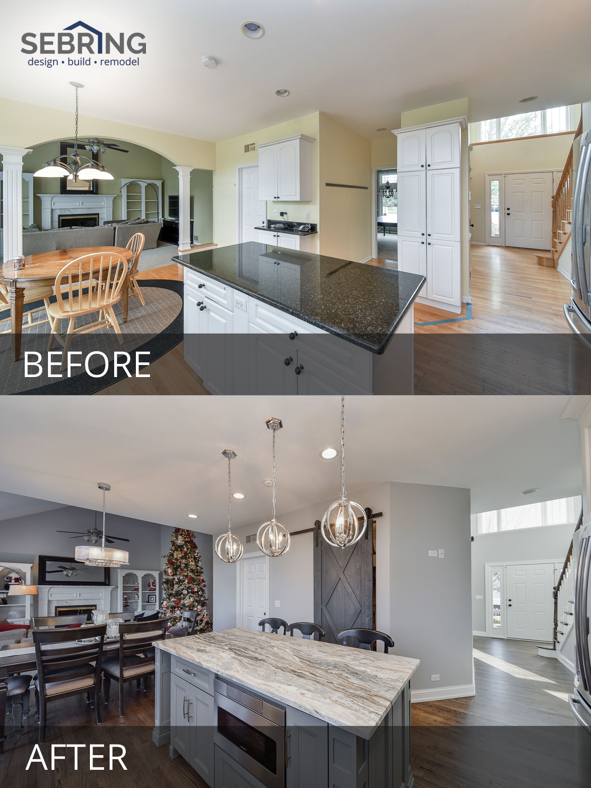 Kai S Kitchen Before Amp After Pictures Home Remodeling