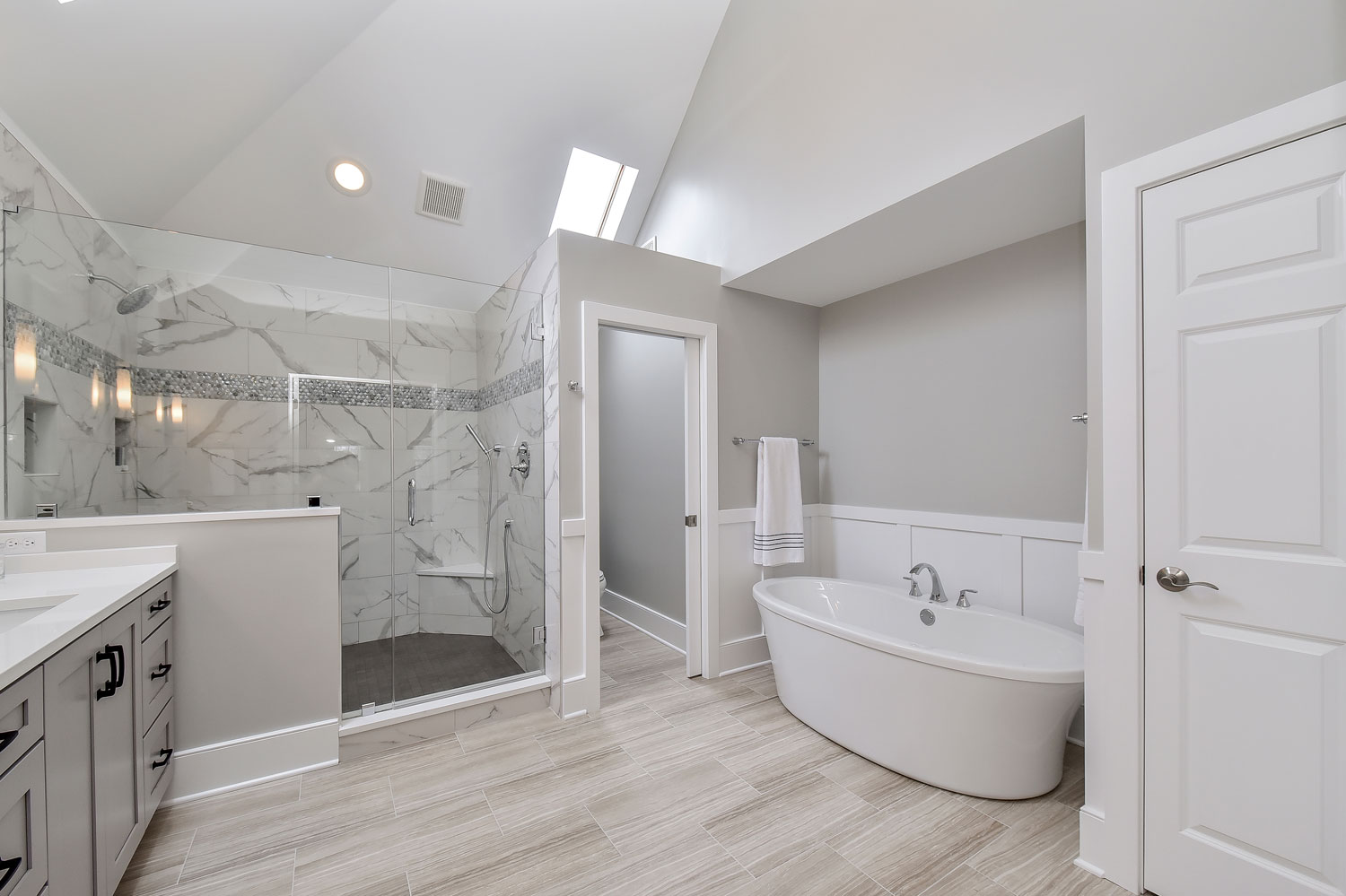 sarah  ray's master bathroom remodel pictures  home