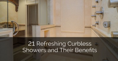 Bon Refreshing Curbless Showers And Their Benefits   Sebring Design Build
