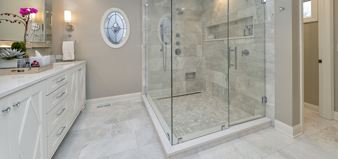 Shower Floor Ideas Which Linear Drain To Choose Home