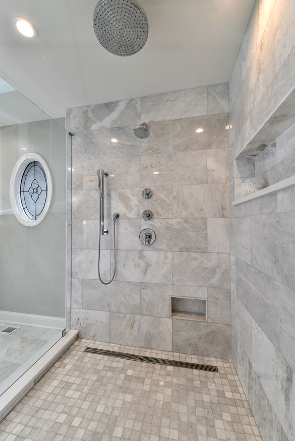 Shower Floor Ideas: Which Linear Drain to Choose | Home Remodeling