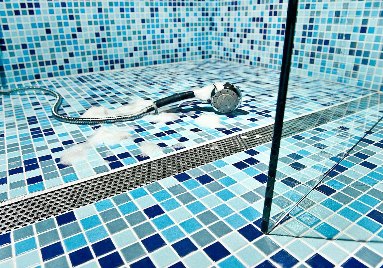 Shower Floor Ideas Which Linear Drain to Choose - Sebring Design Build