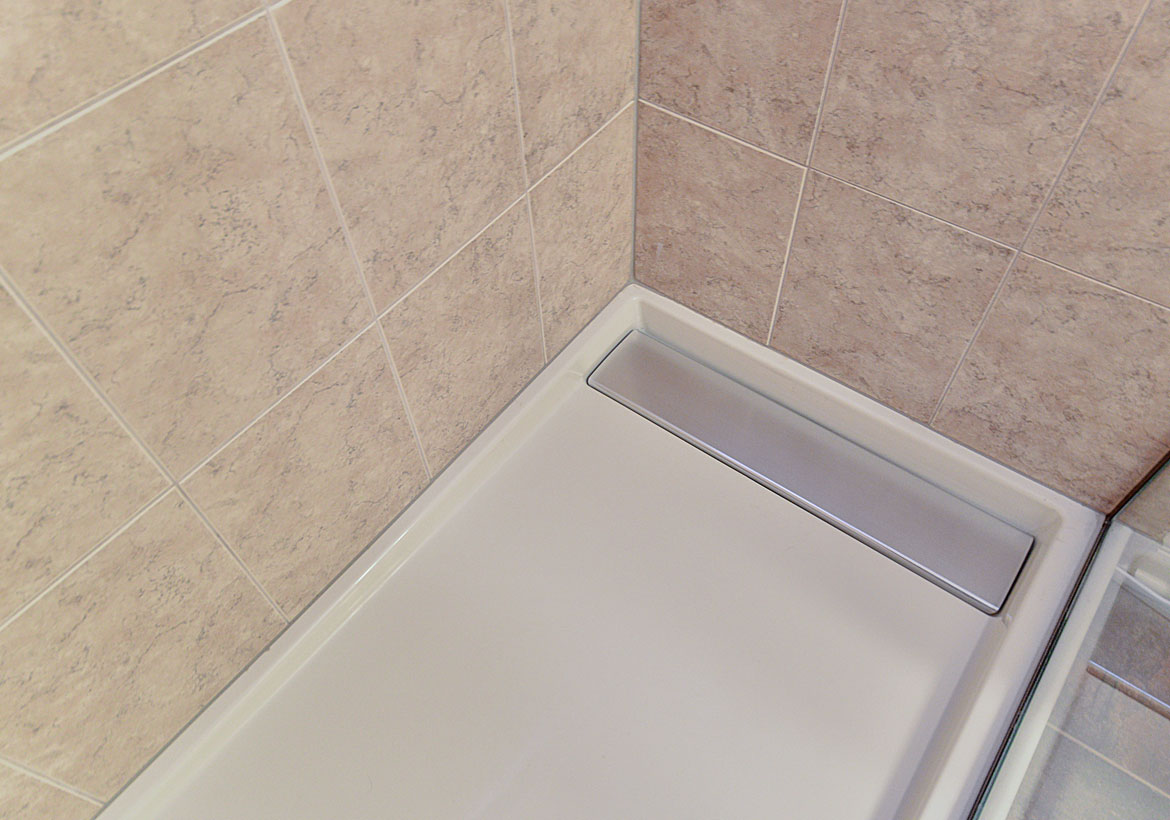 Shower Floor Ideas Which Linear Drain To Choose   Sebring Design Build