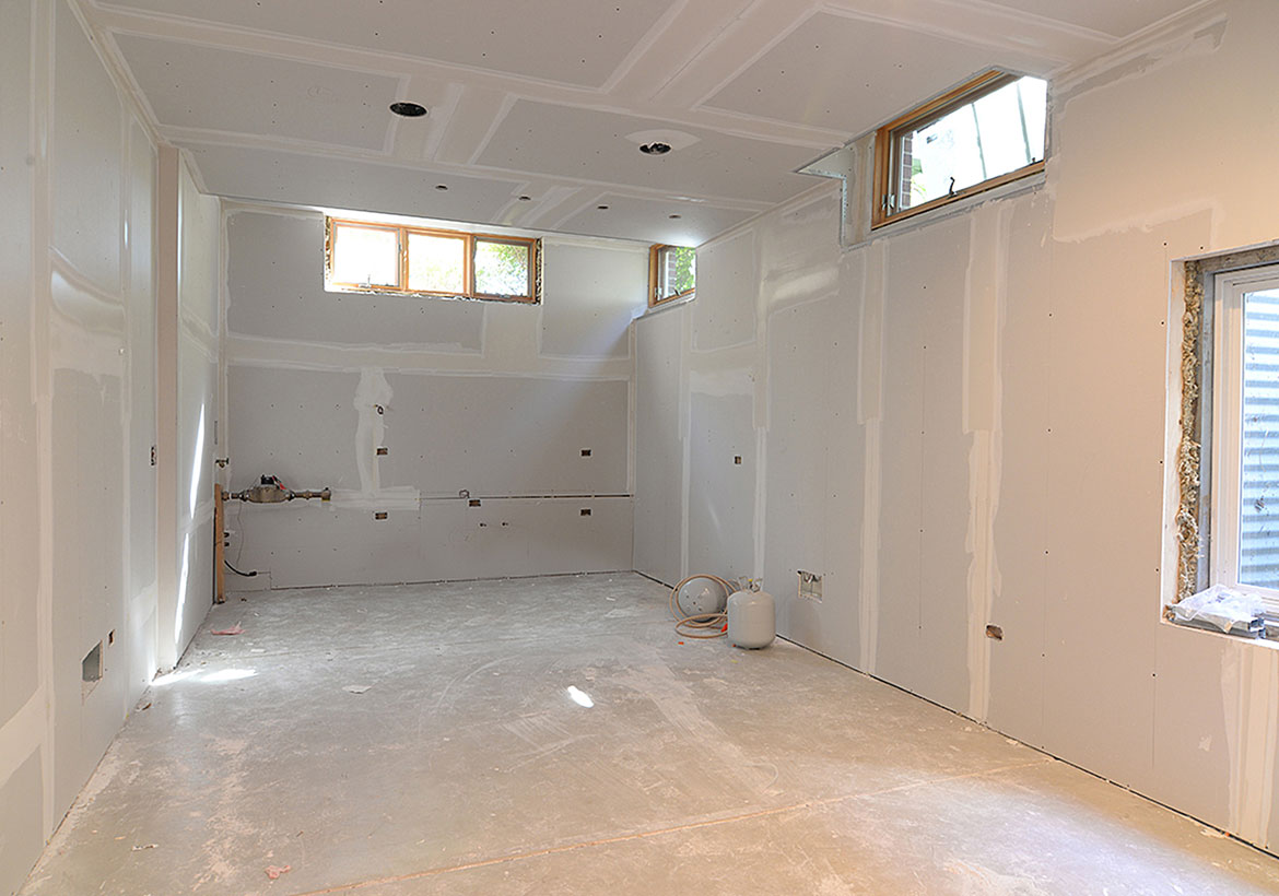 Gypsum Wall Board ~ The sheetrock vs drywall guide choosing different types