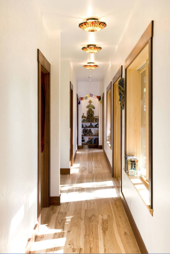 31 Wonderful Hallway Ideas To Revitalize Your Home