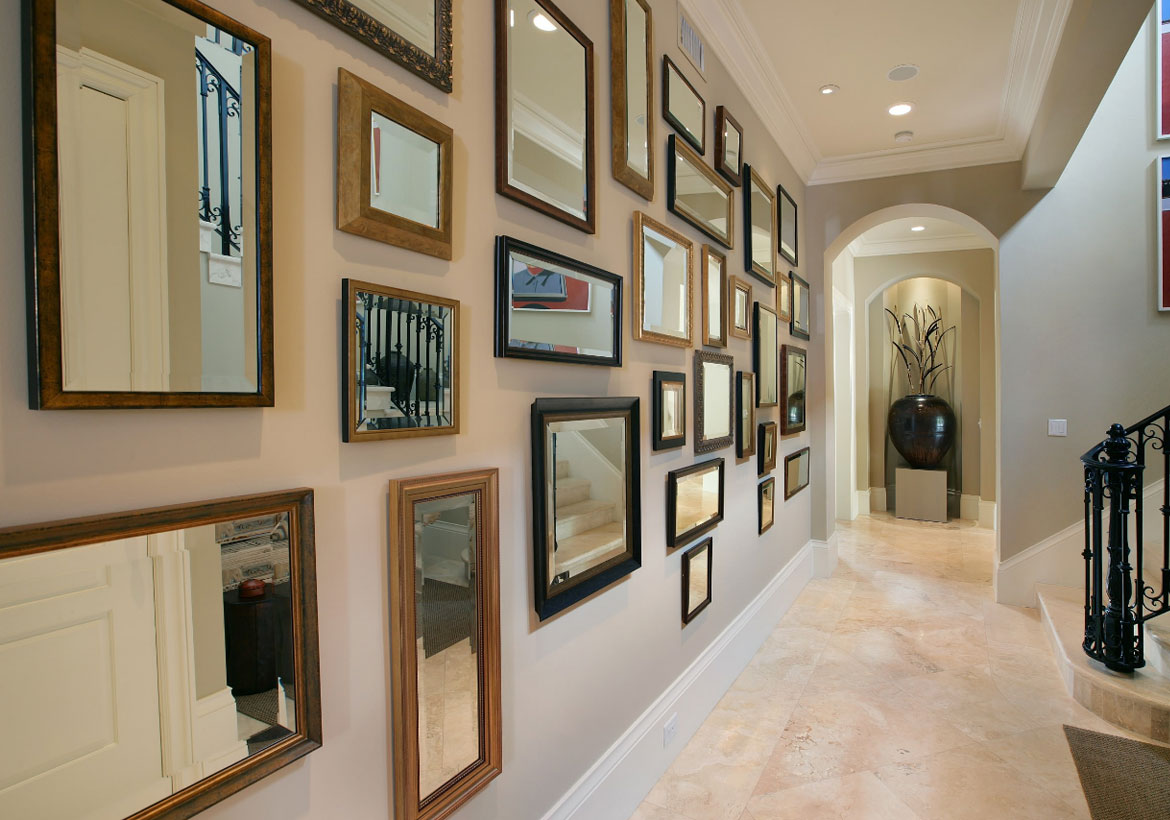 Wonderful Hallway Ideas To Revitalize Your Home   Sebring Design Build