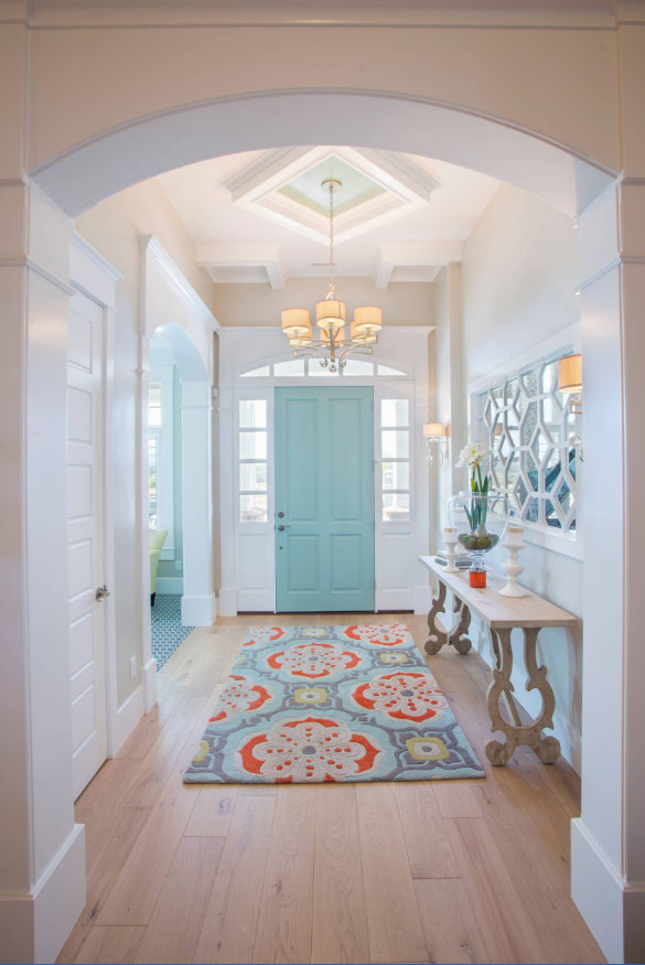 Wonderful Hallway Ideas to Revitalize Your Home - Sebring Design Build