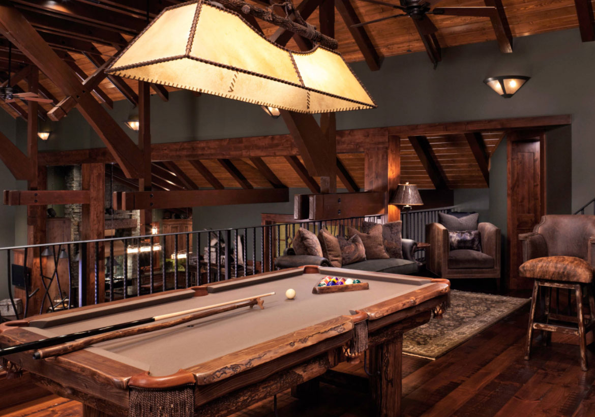 Cool Pool Table Lights To Illuminate Your Game Room Home - Ballard pool table