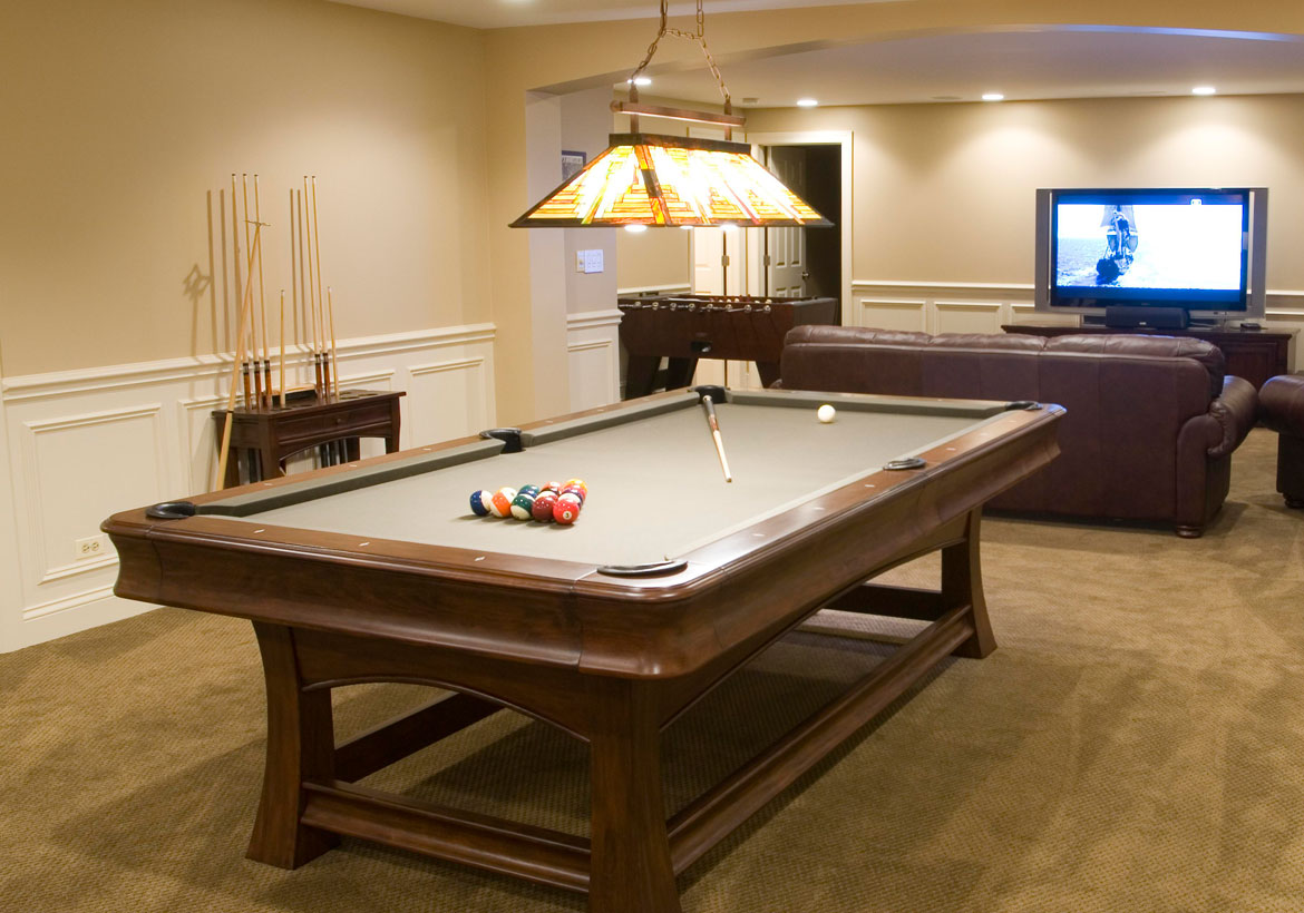 Picture of: 49 Cool Pool Table Lights To Illuminate Your Game Room Home Remodeling Contractors Sebring Design Build