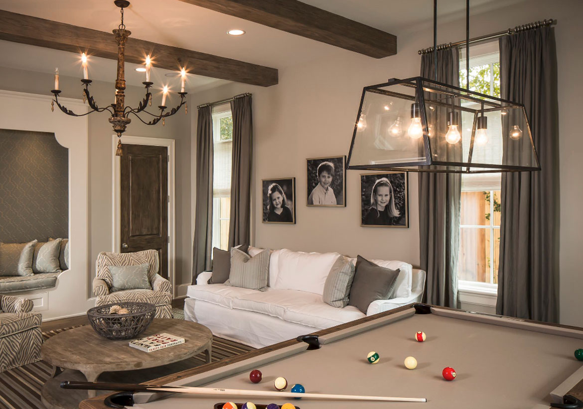 49 Cool Pool Table Lights to Illuminate Your Game Room | Home ... Country Home Design Billiard Room on country home office design, country home garden design, country home living room design, country home kitchen design,