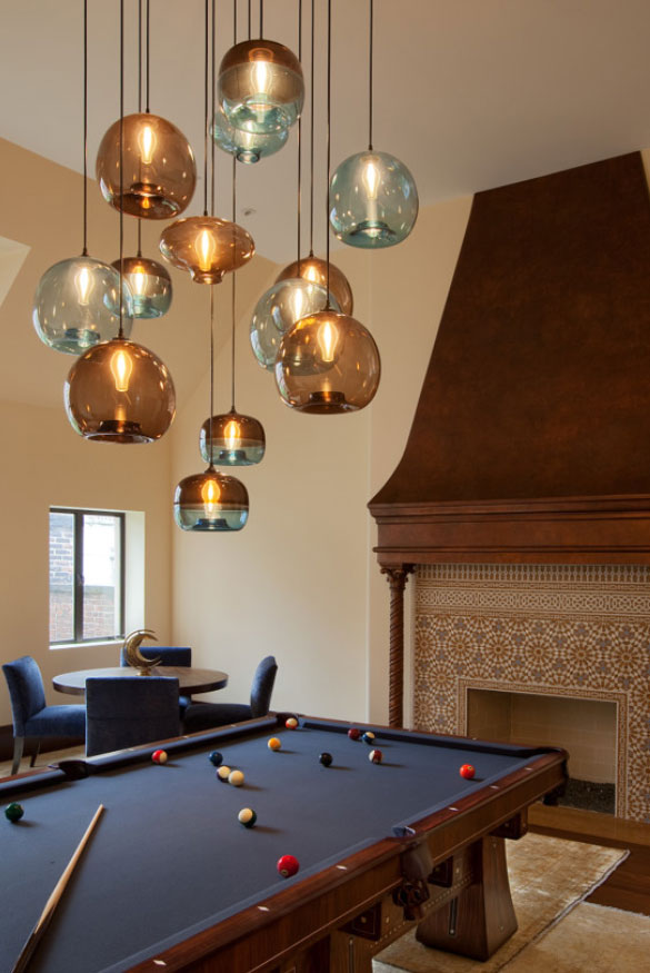 Cool Pool Table Lights To Illuminate Your Room Sebring Design Build