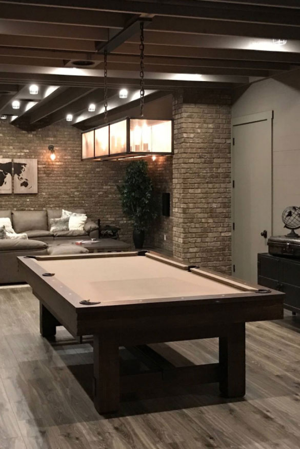 49 Cool Pool Table Lights To Illuminate Your Room