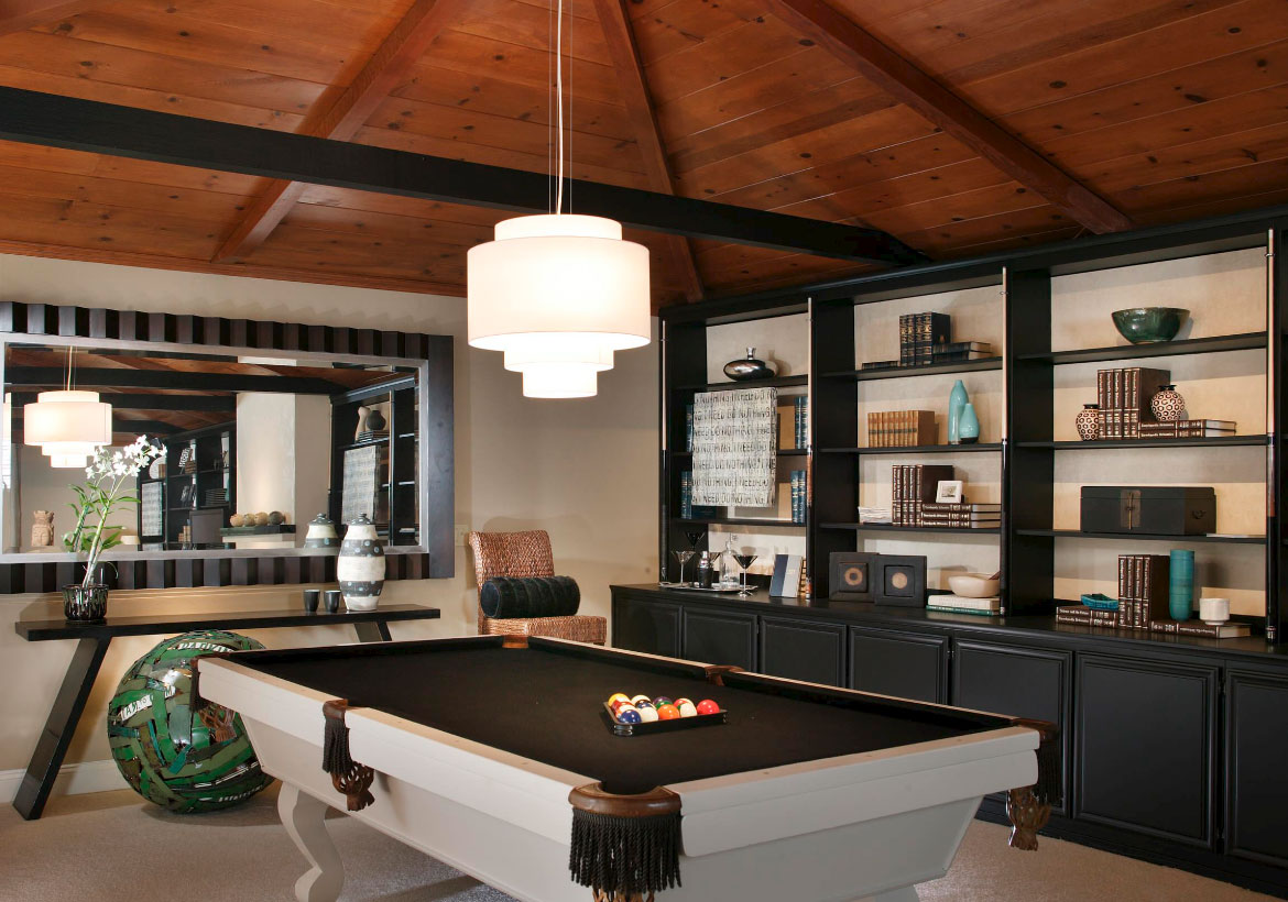 Cool Pool Table Lights To Illuminate Your Game Room Home - Sleek pool table